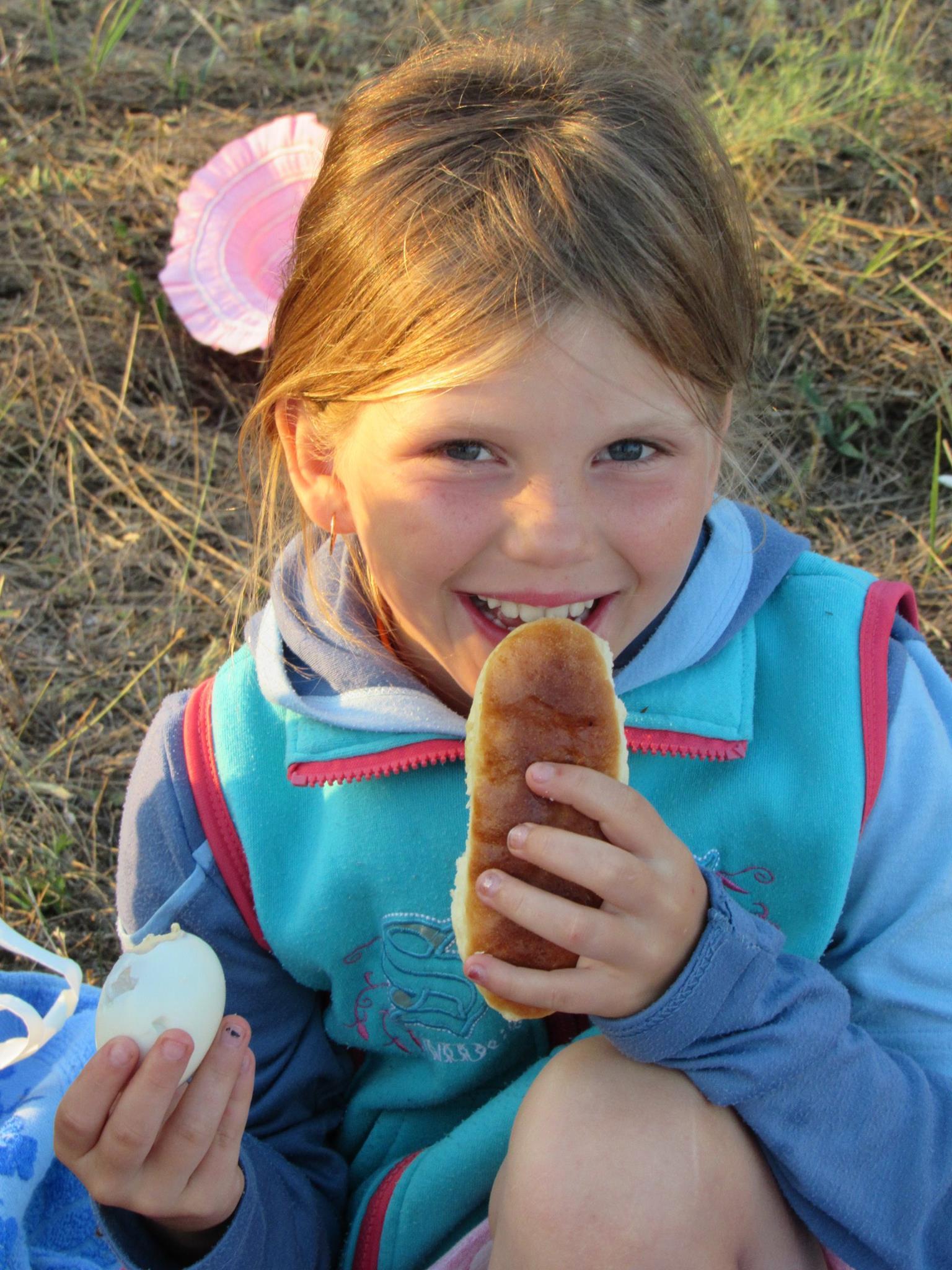 Sommarläger vid Svarta havet. Barnens Ambassad, Ukraina